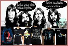 Camisas Pink Floyd