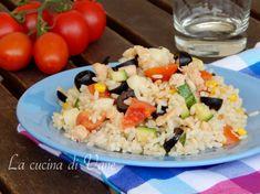 Insalata+di+riso+senza+vasetti+facile+e+veloce