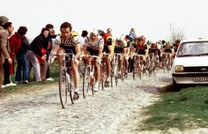Paris Roubaix 1982 by Hennie Kuiper, via Flickr