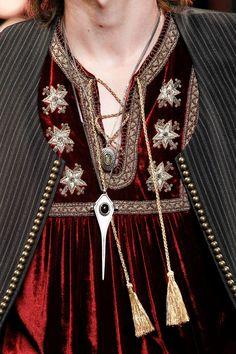 Velvet #bohemian #details