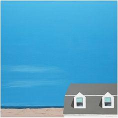 Beachfront Gambrel by Paul Pedulla.