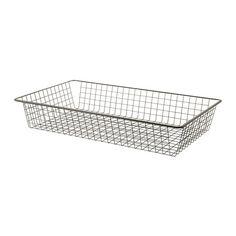 Ikea Sliding Wire Basket 10 Bedroom Wire Laundry