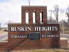 Ruskin Heights Neighborhood