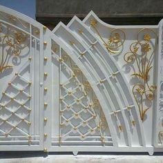 Main Door Design Entrance Indian Steel 16 Ideas For 2019 Iron Main Gate Design, House Main Door Design, Gate Wall Design, Home Gate Design, Grill Gate Design, Steel Gate Design, Front Gate Design, Window Grill Design, Gate Designs Modern