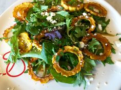 Flavored Oils Take Salads To The Next Level
