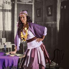 Fortune Teller Costume  sc 1 st  Pinterest & Plus Size Costumes For Women | ... Teller Plus Size Gypsy Costume ...