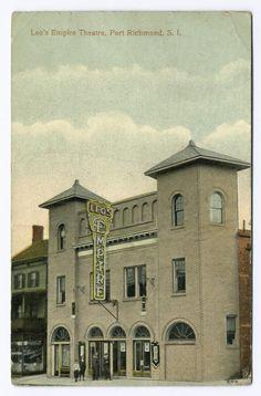 Leo's Empire Theatre, Port Richmond, Staten Island