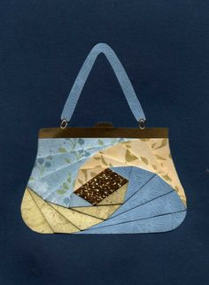 handbag - pattern from circle of crafters