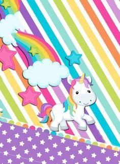 Imágenes de unicornios para descargar listas para imprimir y colorear Unicornios Wallpaper, Chevron Wallpaper, Aesthetic Iphone Wallpaper, Cellphone Wallpaper, Disney Wallpaper, Unicorn Images, Unicorn Pictures, Unicorn Themed Birthday, Unicorn Party