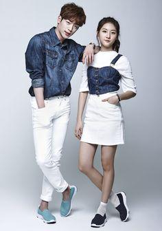 김새론 서강준 블루마운틴 화보 / Kim Saeron Seo Kangjoon BlueMountain