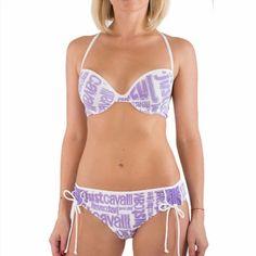 e381a21dd9f8c Just Cavalli Italian Womens Bikini set