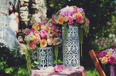Southern Glam Wedding Inspiration