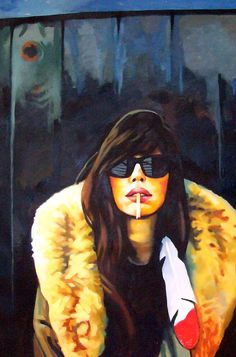 thomas saliot. Al, another. This painter is interesting.