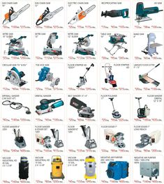 Location Ferrento in LaSalle rents tools for working with wood. See all of our drills, saws and many other tools at our store.