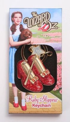 The Wizard of Oz Keychain - Ruby SLIPPERS The Noble Collection,http://www.amazon.com/dp/B00EUE0FNY/ref=cm_sw_r_pi_dp_1BHUsb0XR6205H27