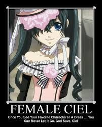 Image result for black butler female characters
