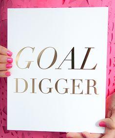 #Goal #Digger