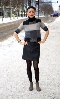 Pullover In Wear