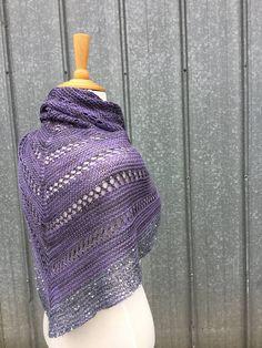 Ravelry: Sophie's Shawl pattern by Lucinda Iglesias