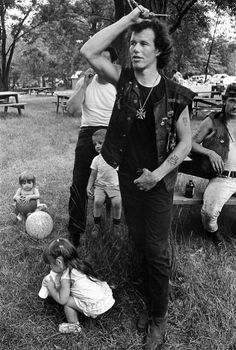 Outlaw Biker: The photography of Danny Lyon | Dangerous Minds