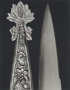 Facón de Plata / Silver knife,   ph. Aldo Sessa, 2000