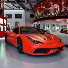 #Ferrari #458 #speciale
