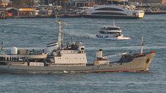 Russian warship collision in Black Sea - BBC News