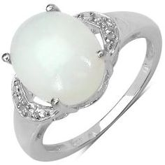 @Overstock - Ethiopian opal and white topaz ringSterling silver jewelryClick here for ring sizing guidehttp://www.overstock.com/Jewelry-Watches/Sterling-Silver-Ethiopian-Opal-and-White-Topaz-Ring/6839052/product.html?CID=214117 $122.99
