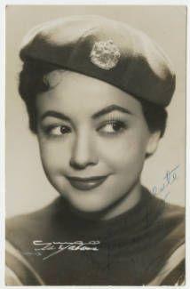 Lilia Lazo 1950's
