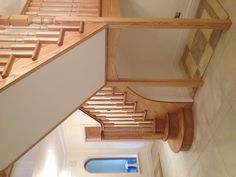 Stunning Ash Staircase www.shawstairs.com
