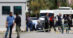 Polícia turca fere suspeito de tentativa de ataque na embaixada de Israel