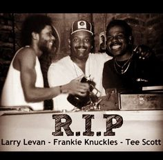 Larry Frankie & Tee