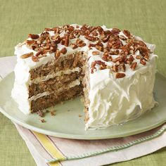 Hummingbird Cake Recipe. The MOST requested recipe in Southern Living Magazine.