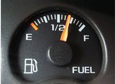 How can you calculate the fuel efficiency of your engine?