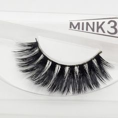 Visofree 3D Mink Eyelashes Upper Lashes 100% Real Mink Strip Eyelashes Handmade Crossing Mink Eye Lashes Extension A14