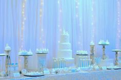 Ashvee's Winter Wonderland Themed Party – Desserts