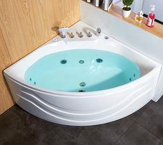 Jacuzzi Bathtub, Soaking Bathtubs, Hangzhou, Corner Bathtub, Baths, Showers, China, Jacuzzi Tub, Jetted Tub