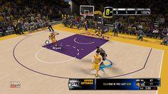 То чувство, когда доминируешь над Коби Брайантом. That feel, when you are dominating on Koby Bryant. Game: NBA 2k14.
