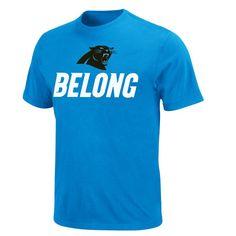 Carolina Panthers Nike BELONG Tee