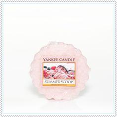 "Bougie Yankee Candle ""Summer Scoop"" Tartelette"