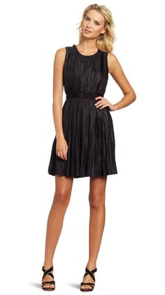 Pleat Dress