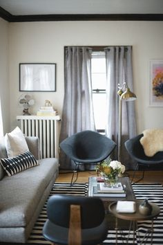 Chesterfield einrichtungsstil modern  chesterfield sofa make this living room | Chesterfield sofas and ...