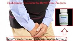 Epididymitis Treatment by Herbal Care Products