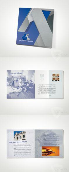 Urbanizadora Colmenar.  Folleto Corporativo - www.versal.net • Diseño Gráfico • Identidad Visual Corporativa • Publicidad • Diseño Páginas Web • Ilustración • Graphic Design • Corporate Identity • Advertising • Web Pages • Illustration • Logo