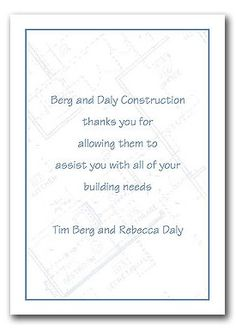 Constructed Card - Party Invitations by Invitation Consultants. (Item # CB-CBR-MEA-W )