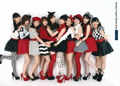 Hello!Project Muruwakari 2014 Winter (Morning Musume) - H!Picbord Fan.