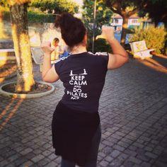 Il Pilates con Valentina e' cool e divertente ! Pilates, Valentino, T Shirt, Tops, Women, Fashion, Pop Pilates, Supreme T Shirt, Moda
