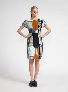 Fashion 133-134 - 1 |Marimekko