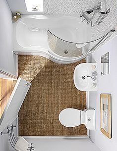 Compact Bathroom Layout income property | income property, shower surround and hgtv