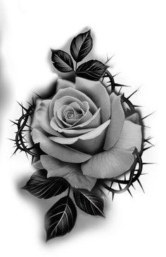 Succulents, Tattoos, Plants, Roses, Tatuajes, Tattoo, Succulent Plants, Plant, Tattos